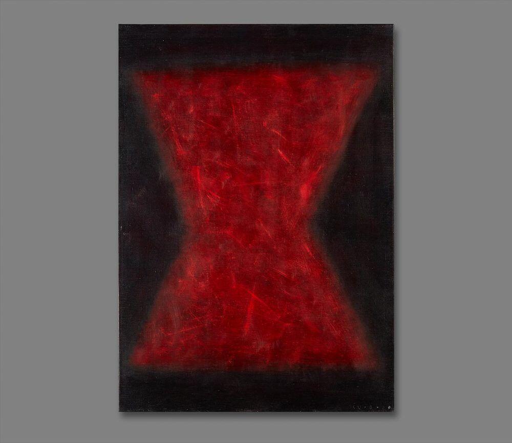 Atelier Hlavina: Red sixsides - Svoboda Jan