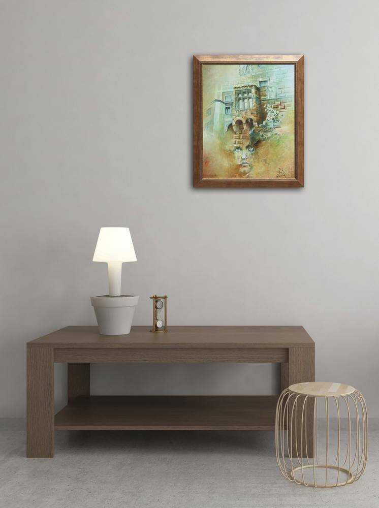 Atelier Hlavina: Fragments of Krumlov Castle - Hric Milan - interier