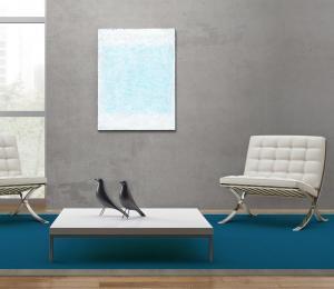 Atelier Hlavina: Square in azure version – Svoboda Jan – interier
