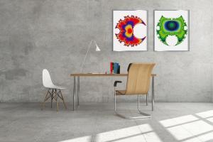 Atelier Hlavina: Fractal Nr.002 – Yurkovic Vladimír – interier