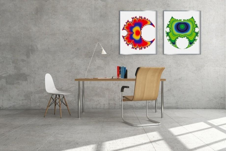 Atelier Hlavina: Fractal Nr.002 - Yurkovic Vladimír - interier
