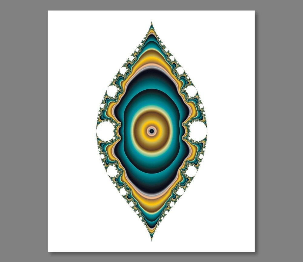 Atelier Hlavina: Fractal Nr.005 - Yurkovic Vladimír