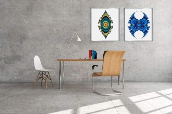 Atelier Hlavina: Fractal Nr.006 - Yurkovic Vladimír - interier