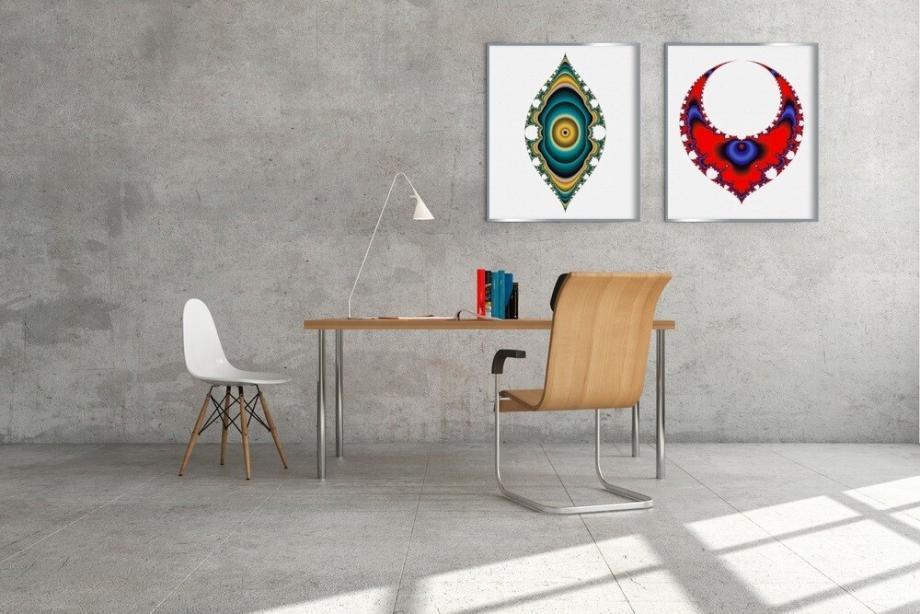 Atelier Hlavina: Fractal Nr.007 - Yurkovic Vladimír - interier