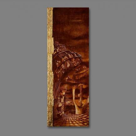 Atelier Hlavina: Mesto za súmraku - Kišac Daniel