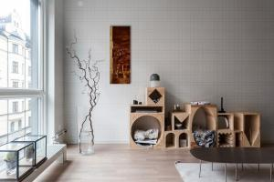 Atelier Hlavina: City at dusk – Kišac Daniel – interier