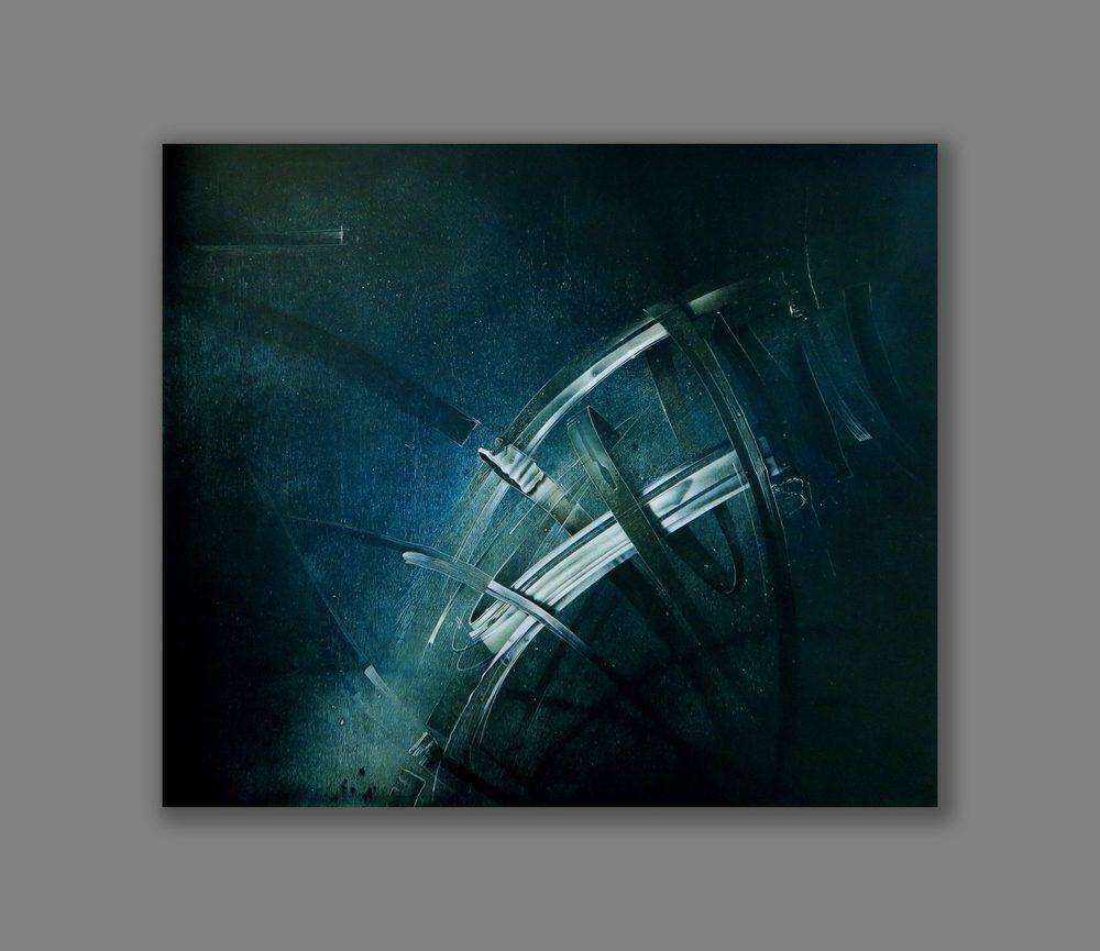 Atelier Hlavina: Blue Divertimento  - Jiří Holan
