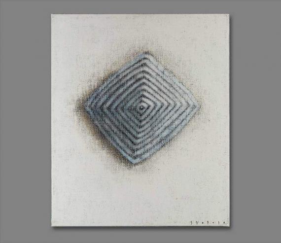 Atelier Hlavina: Modrý jehlan - Svoboda Jan