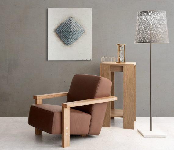 Atelier Hlavina: Modrý jehlan - Svoboda Jan - interier