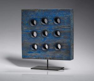 Atelier Hlavina: Blue vista (nine holes) – Svoboda Jan