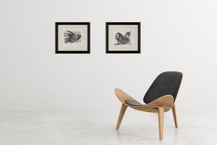 Atelier Hlavina: Flying mutant - Lexmannová Zuzana - interier