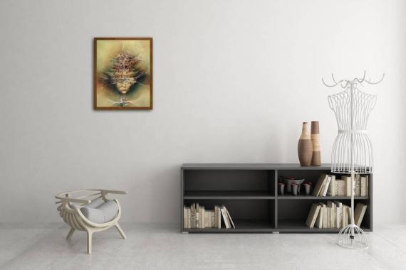 Atelier Hlavina: Nevidomá - Hric Milan - interier