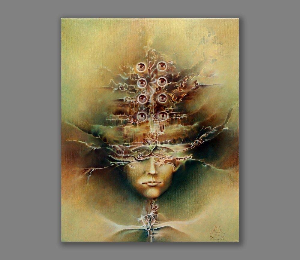 Atelier Hlavina: Blinded Girl - Hric Milan