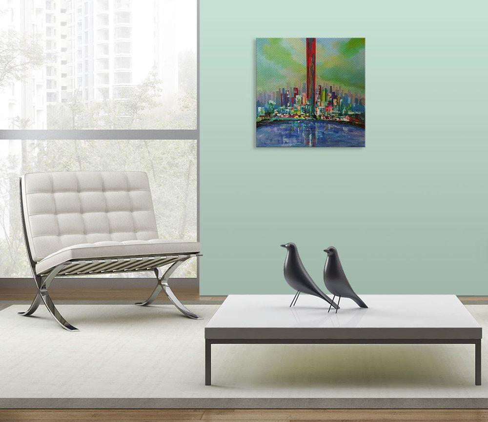 Atelier Hlavina: New York - Richard Grega - interier