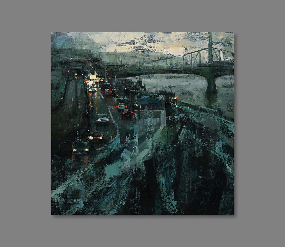 Atelier Hlavina: Nocturne- Nagy Tibor