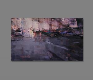 Atelier Hlavina: The Falling Sky- Nagy Tibor