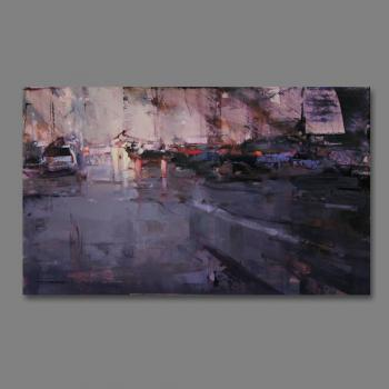 Atelier Hlavina: Padajúce nebo- Nagy Tibor