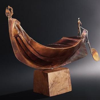 Atelier Hlavina: The Sail - Ťapák Ján