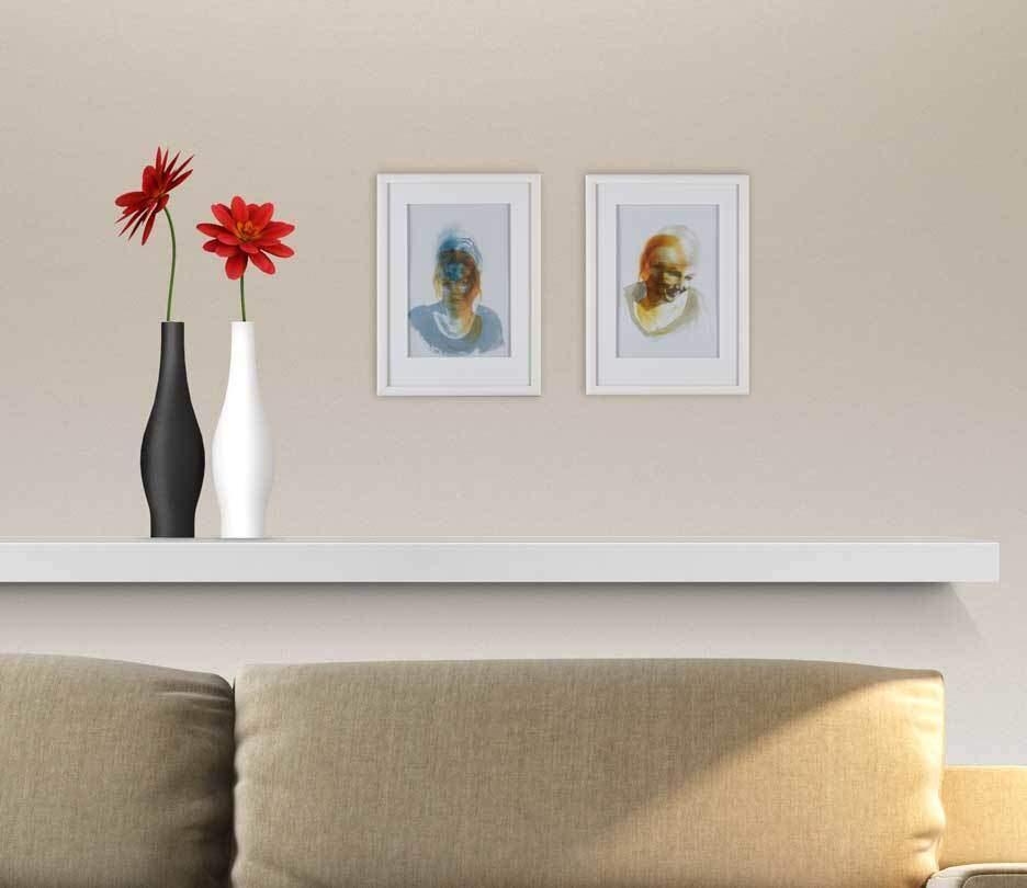 Atelier Hlavina: Portrait I - Lexmannová Zuzana - interier