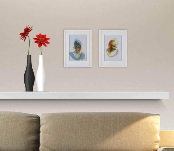 Atelier Hlavina: Portrait II - Lexmannová Zuzana - interier