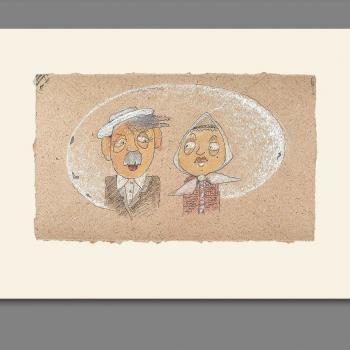 Atelier Hlavina: Sto rokov spoločnej samoty - Naglik Hana