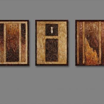 Atelier Hlavina: Triptych - Kišac Daniel