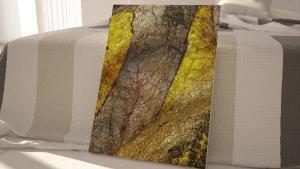 Atelier Hlavina: Golden mountain II.  – Hladík Ján – interier