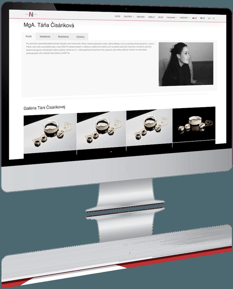 Atelier Hlavina - Autorská Online Galéria