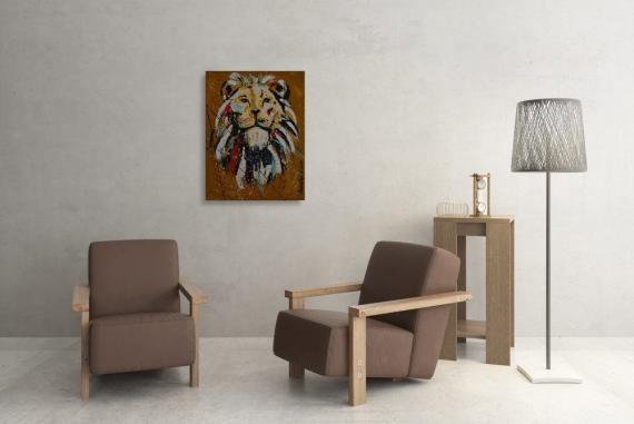 Atelier Hlavina: Hrdosť - Cabadajová Nikola - interier