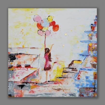 Atelier Hlavina: Šťastné dievča - Cabadajová Nikola