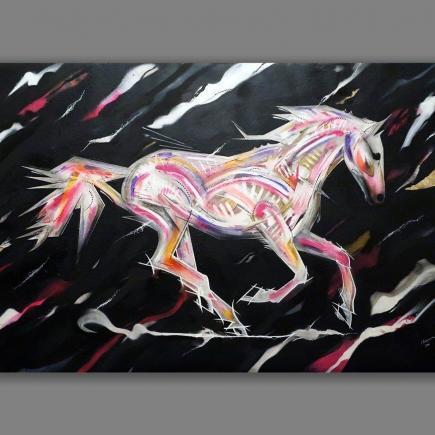 Atelier Hlavina: kôň- František Radačovský
