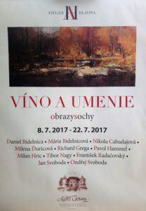Víno a umenie