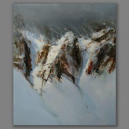 Atelier Hlavina: Hory II -Tibor Nagy