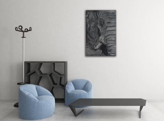 Atelier Hlavina: Sila- Nikola Cabadajová