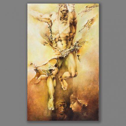 Atelier Hlavina: Michelangelo - Milan Hric