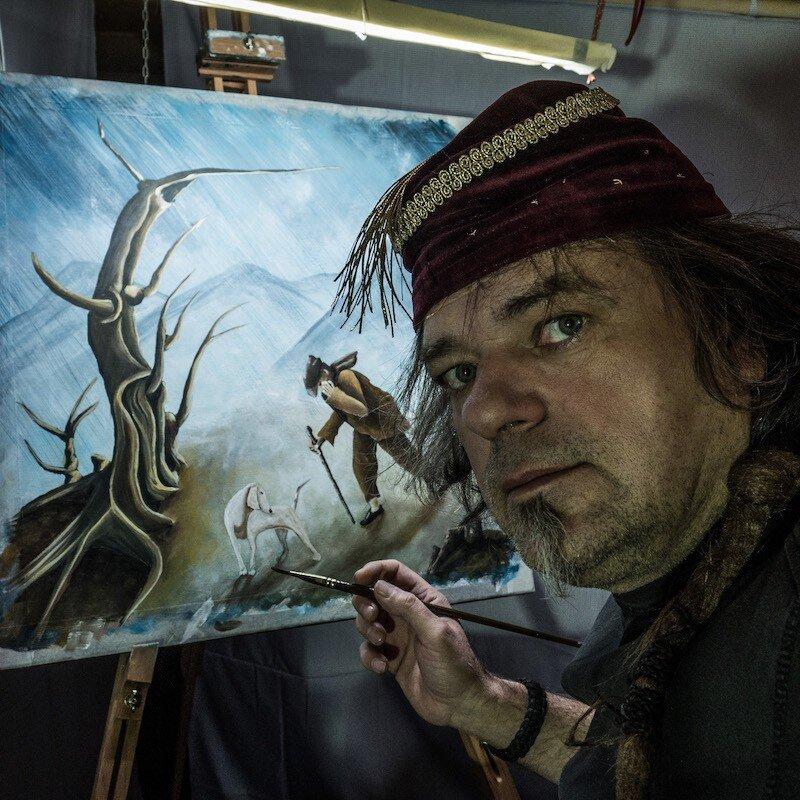 Atelier Hlavina - Rastislav Ekkert