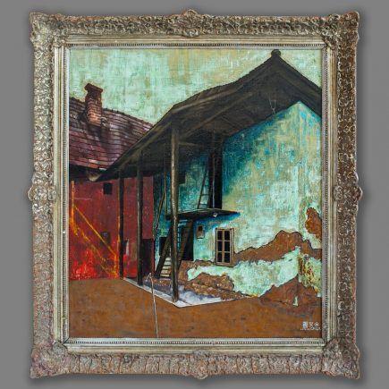 Atelier Hlavina: Dom v Uhrovci - Daniel Kišac