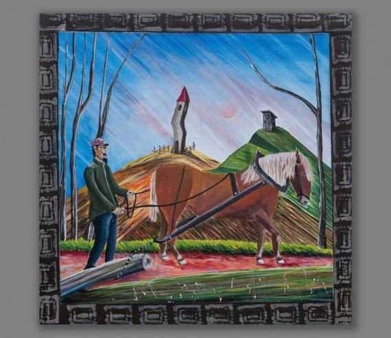 Atelier Hlavina: Cestou z hory - Rastislav Ekkert