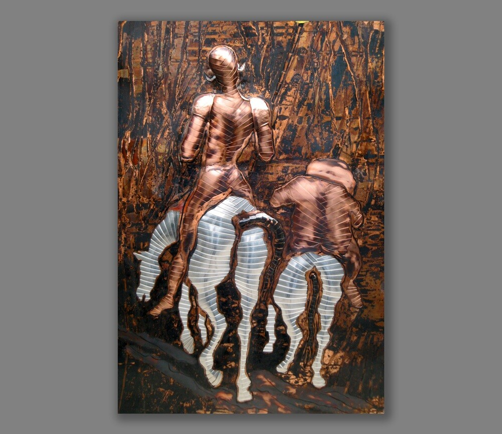 Atelier Hlavina: Don Quijote - Ivan Patúc