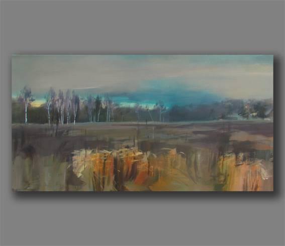 Atelier Hlavina: Krajina so stromami - Peter Pauko