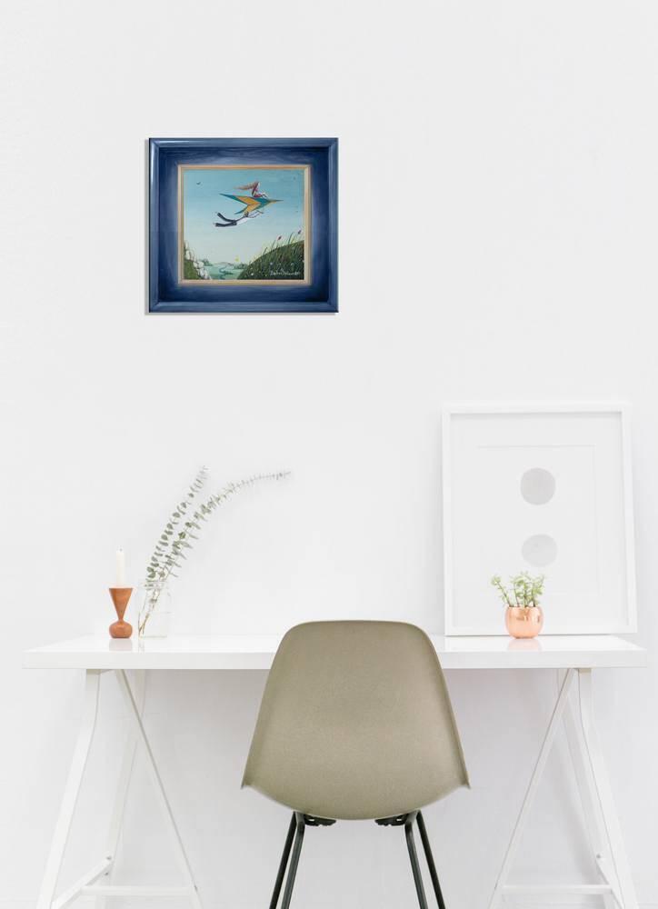 Atelier Hlavina: Pozvání na rande - Barbara Issa Wagner