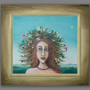 Atelier Hlavina: Vítání jara - Barbara Issa Wagner
