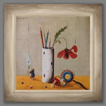 Atelier Hlavina: Zvědavost - Barbara Issa Wagner