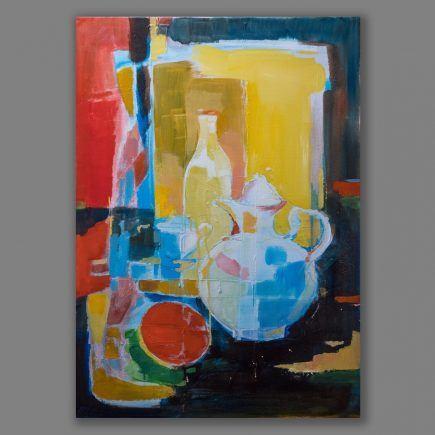 Atelier Hlavina: čajník - Milan Ferenčík