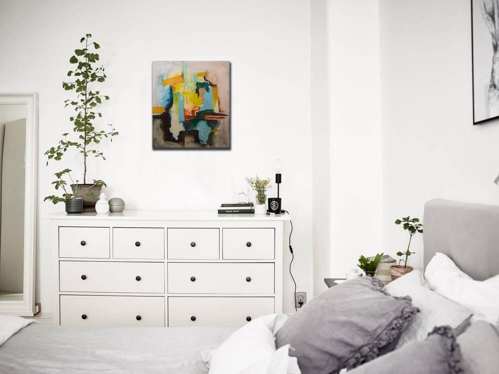 Atelier Hlavina: Kompozícia II- Milan Ferenčík