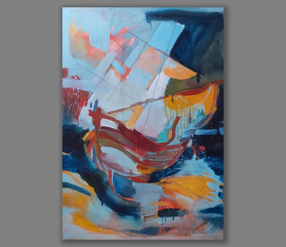 Atelier Hlavina: Loď – Othello- Milan Ferenčík