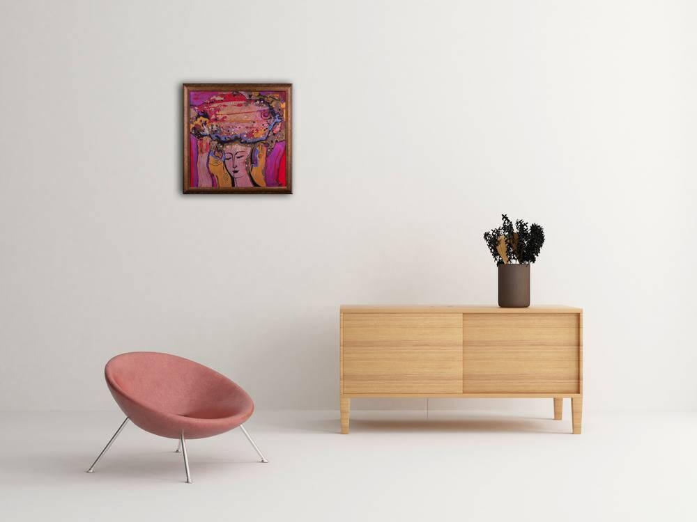 Atelier Hlavina: Africká nálada - Milena Ďuricová