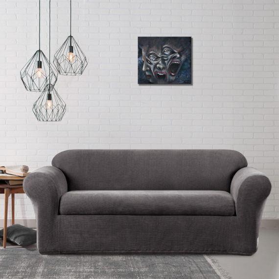 Atelier Hlavina: Duševná schizofrénia - triptych - Lukáš Slávik