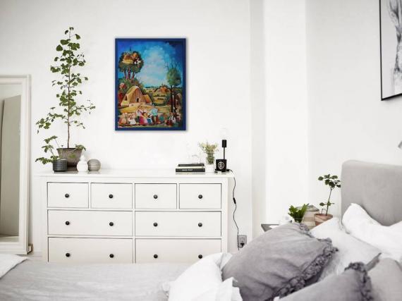Atelier Hlavina: Rybár- Glózik Ján
