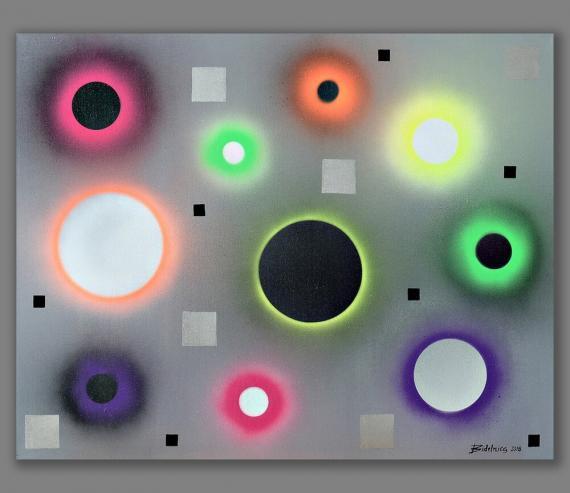Atelier Hlavina: Svetlá a tiene XXI. - Daniel Bidelnica
